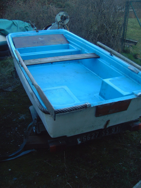 bateau plat