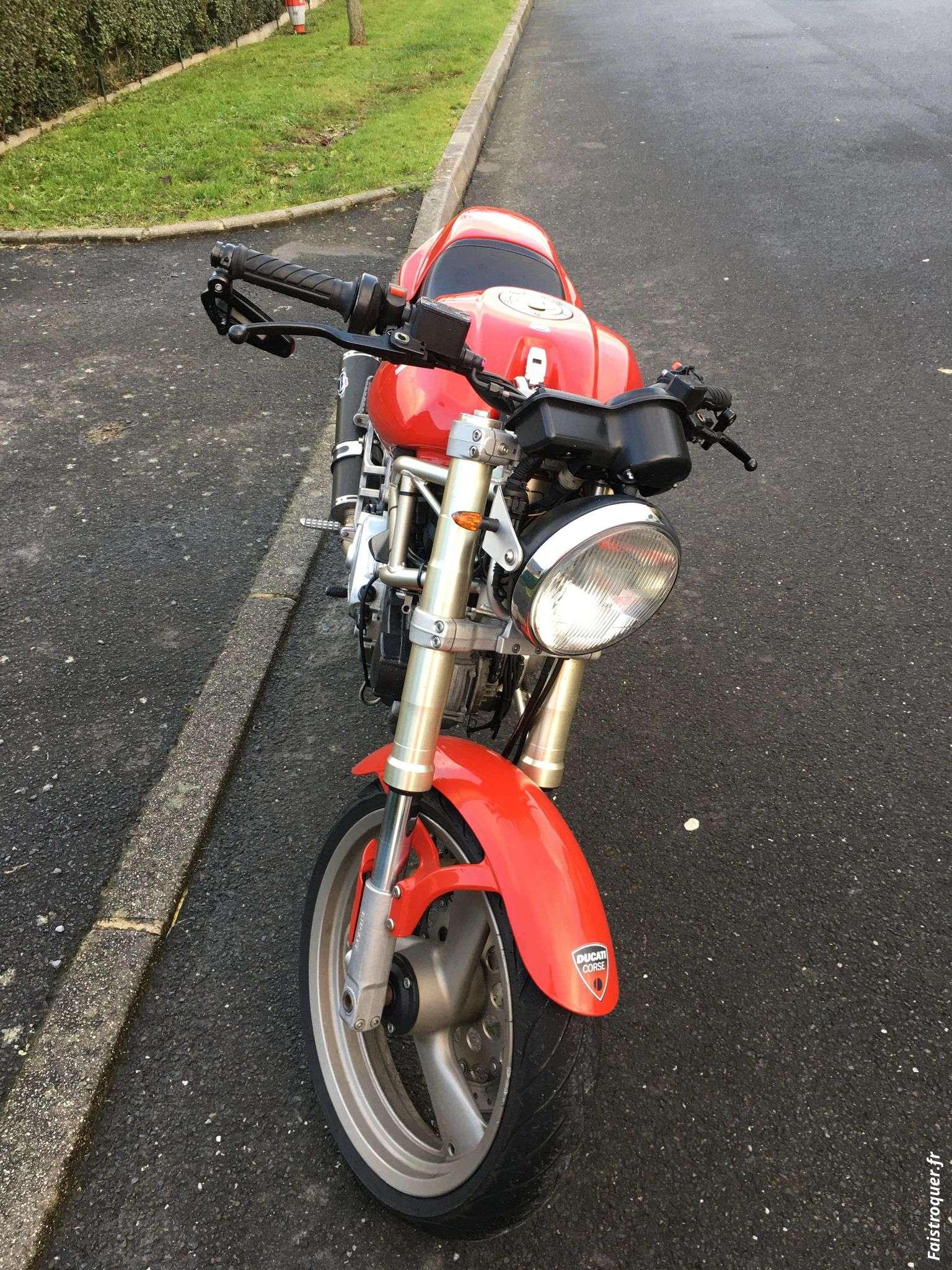 Ducati Monster m600 1ere génération
