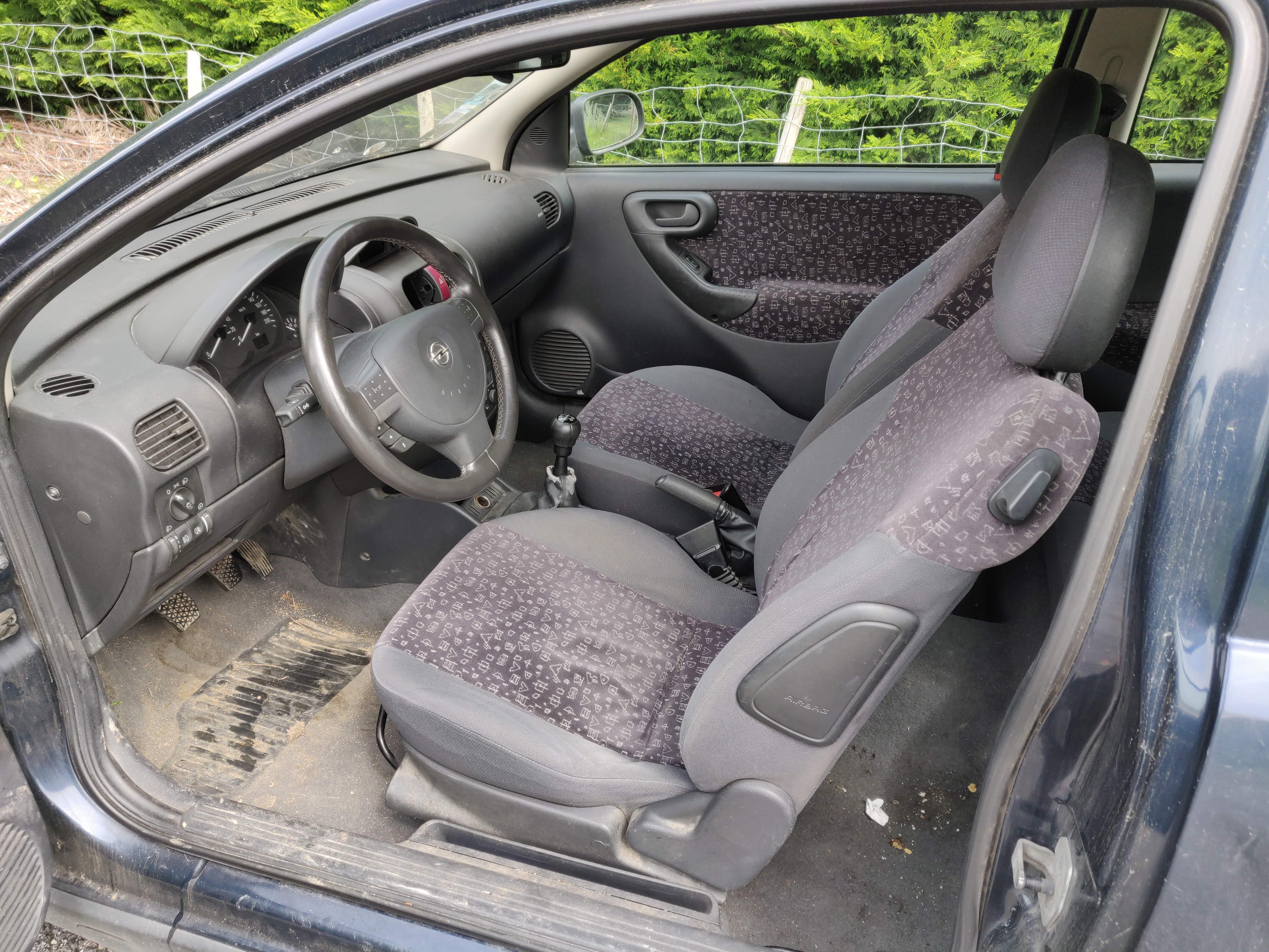 Opel Corsa C 1.7 DTI