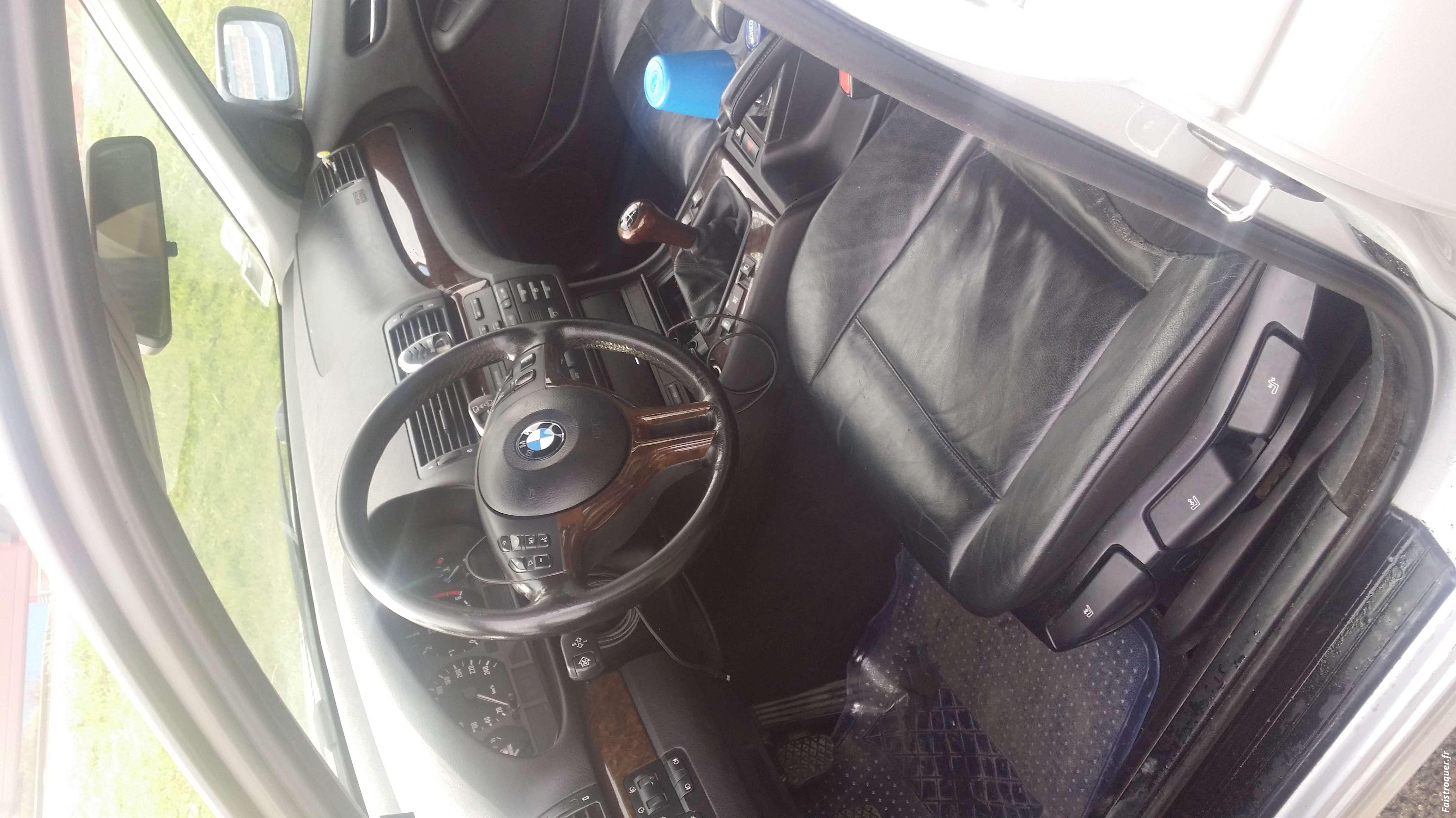 BMW 320d toutes options