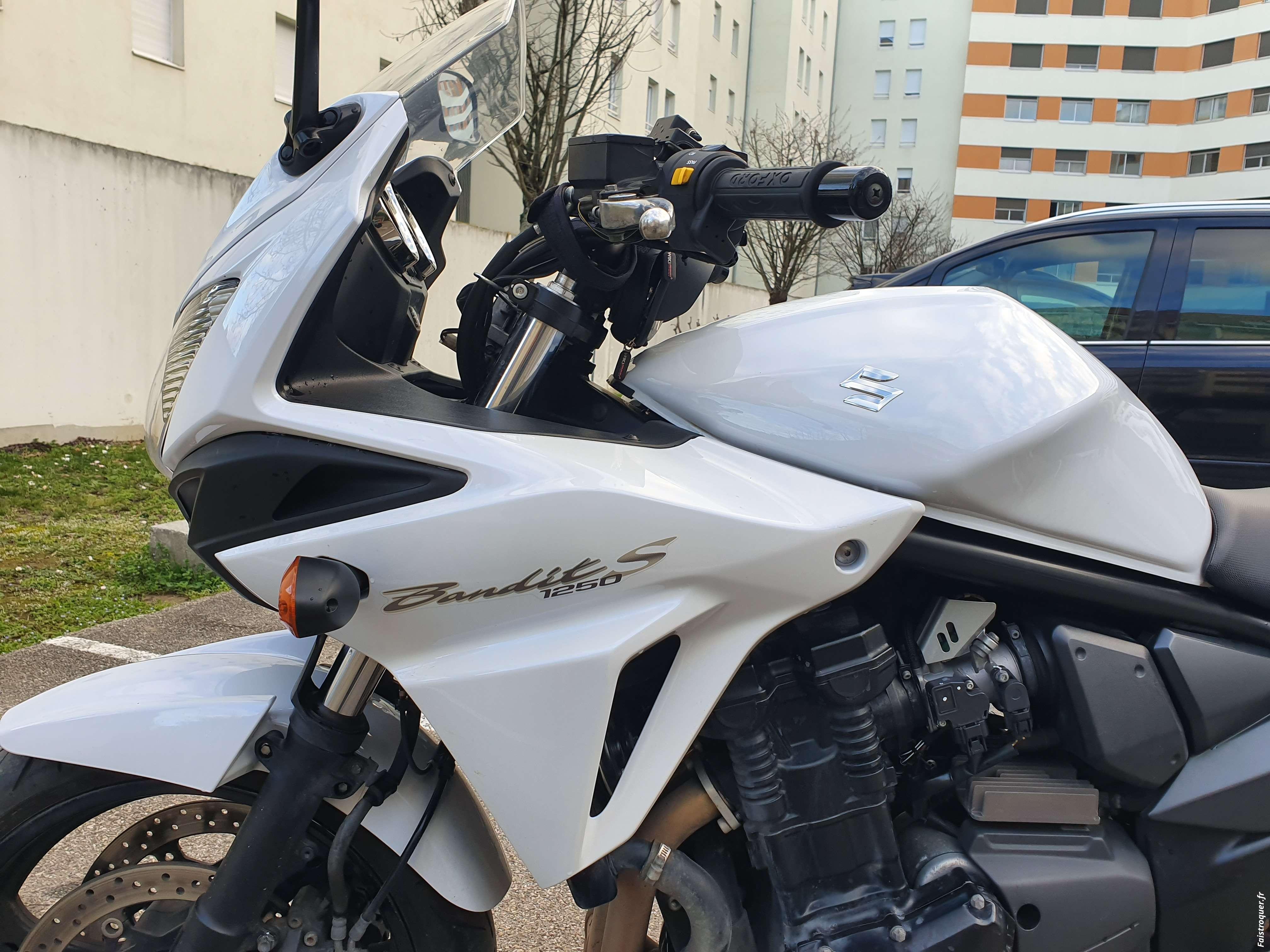 Suzuki 1250 ABS