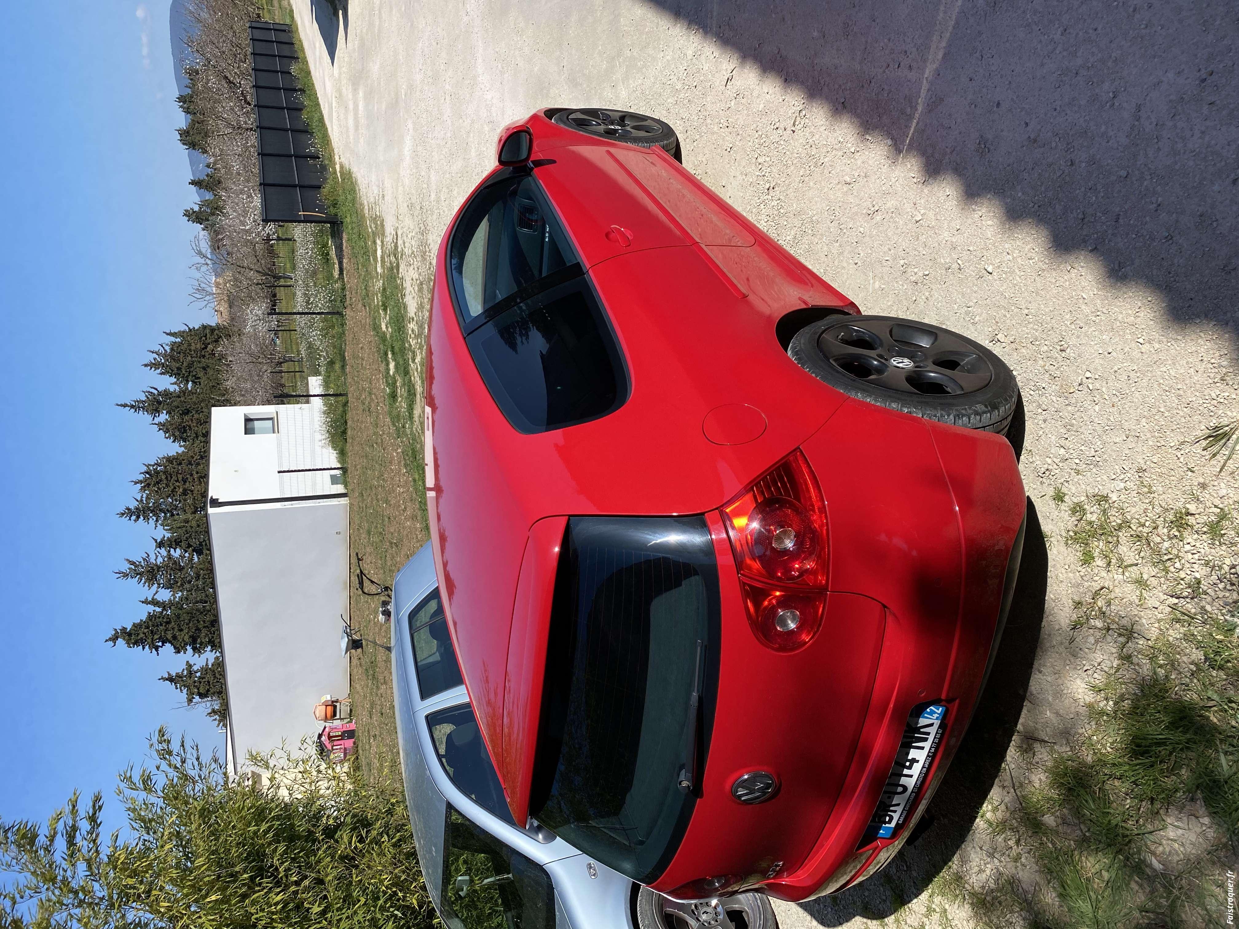 Golf 5 GTI DSG
