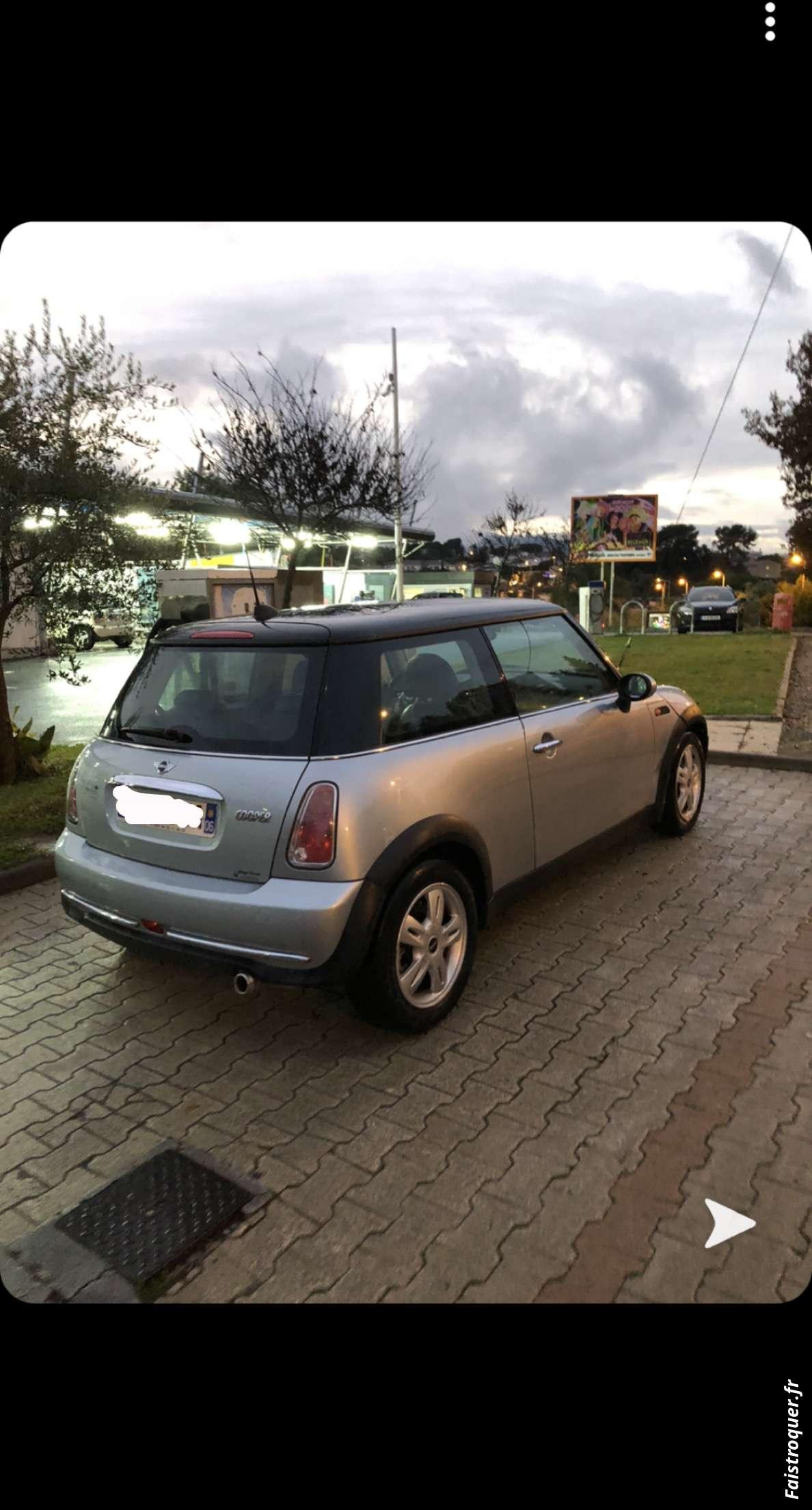 Mini Cooper 90000kms