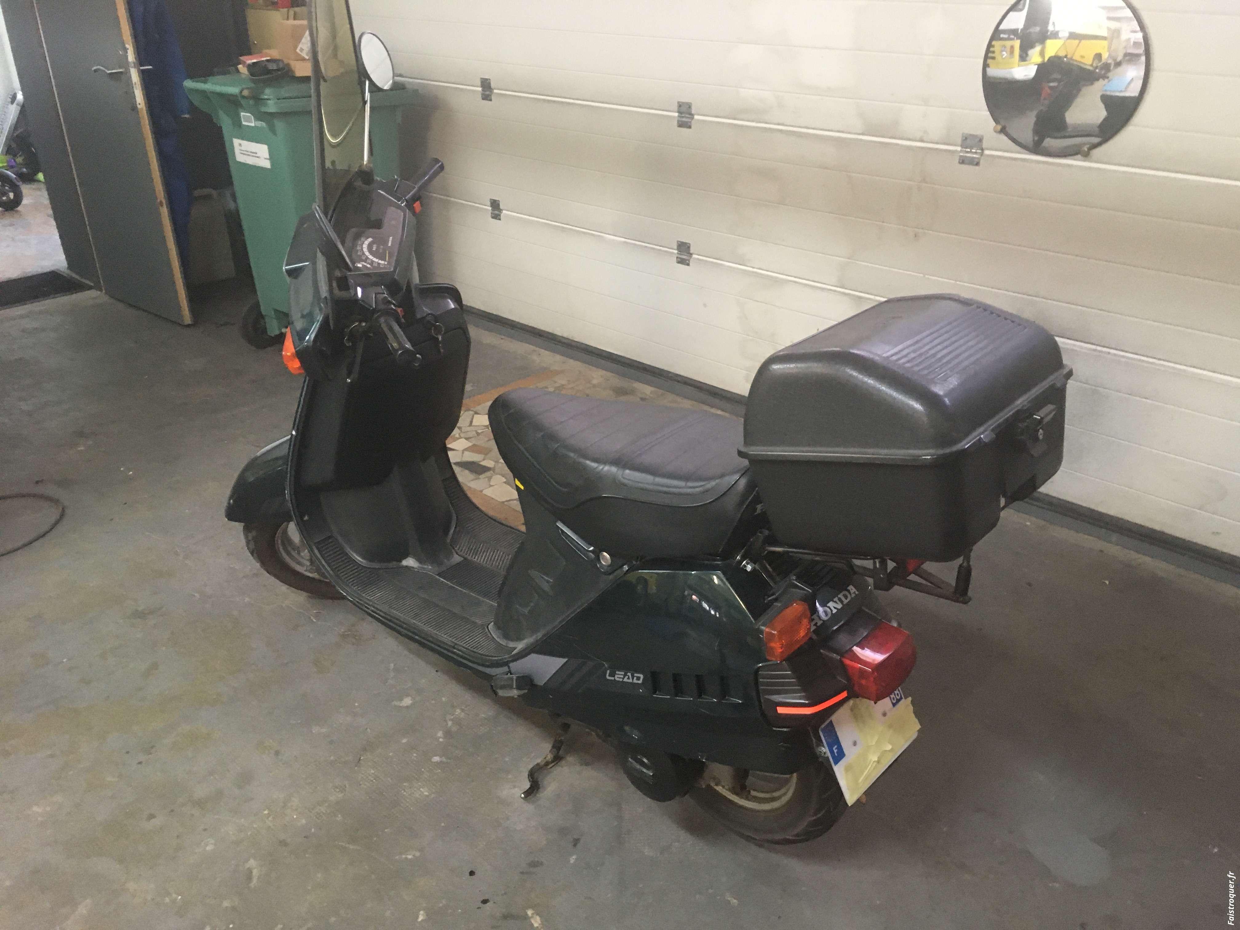 Scooter vintage honda
