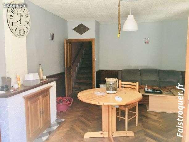 Maison 🏠 100m2 4 pièces