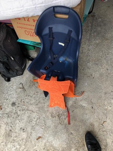 siège bébé pour vélo