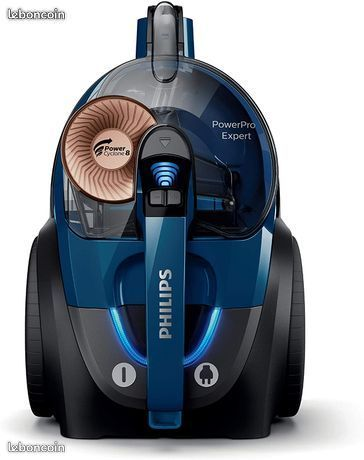 Aspirateur sans sac PowerPro Expert, 650W, Philips