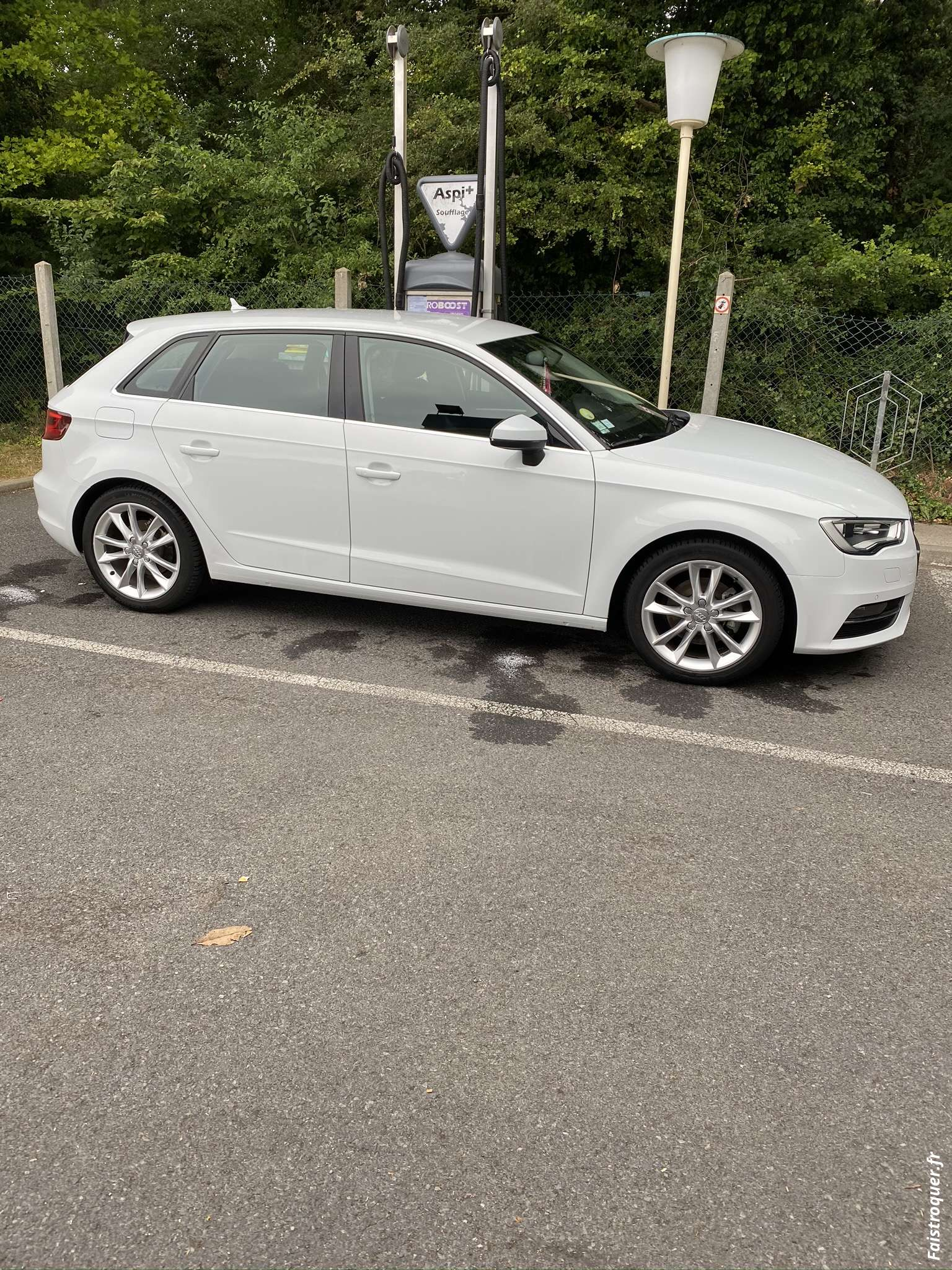 Audi A3 sportback ambition luxe