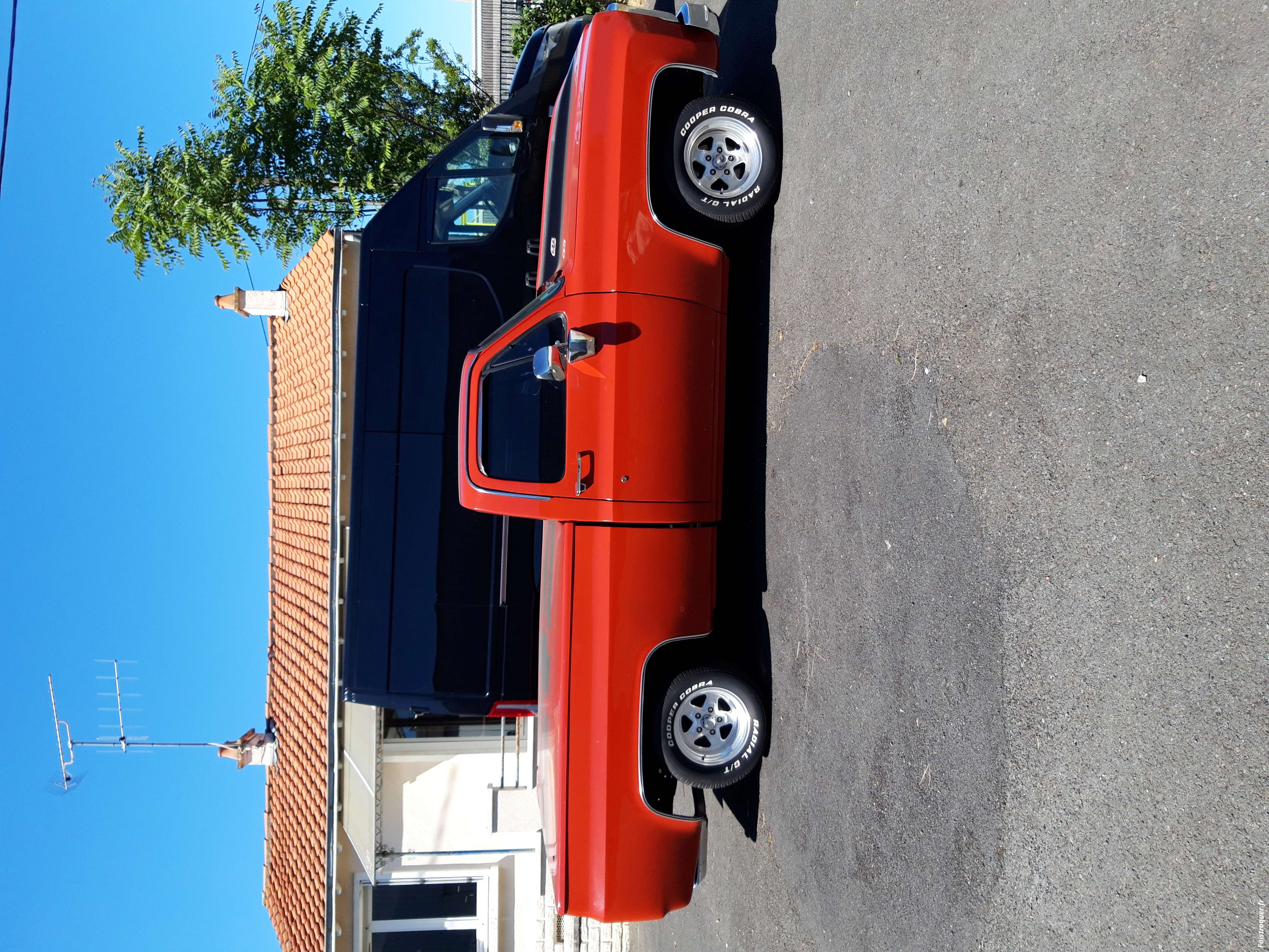 Chevrolet pick up C10 automatique BIG Block