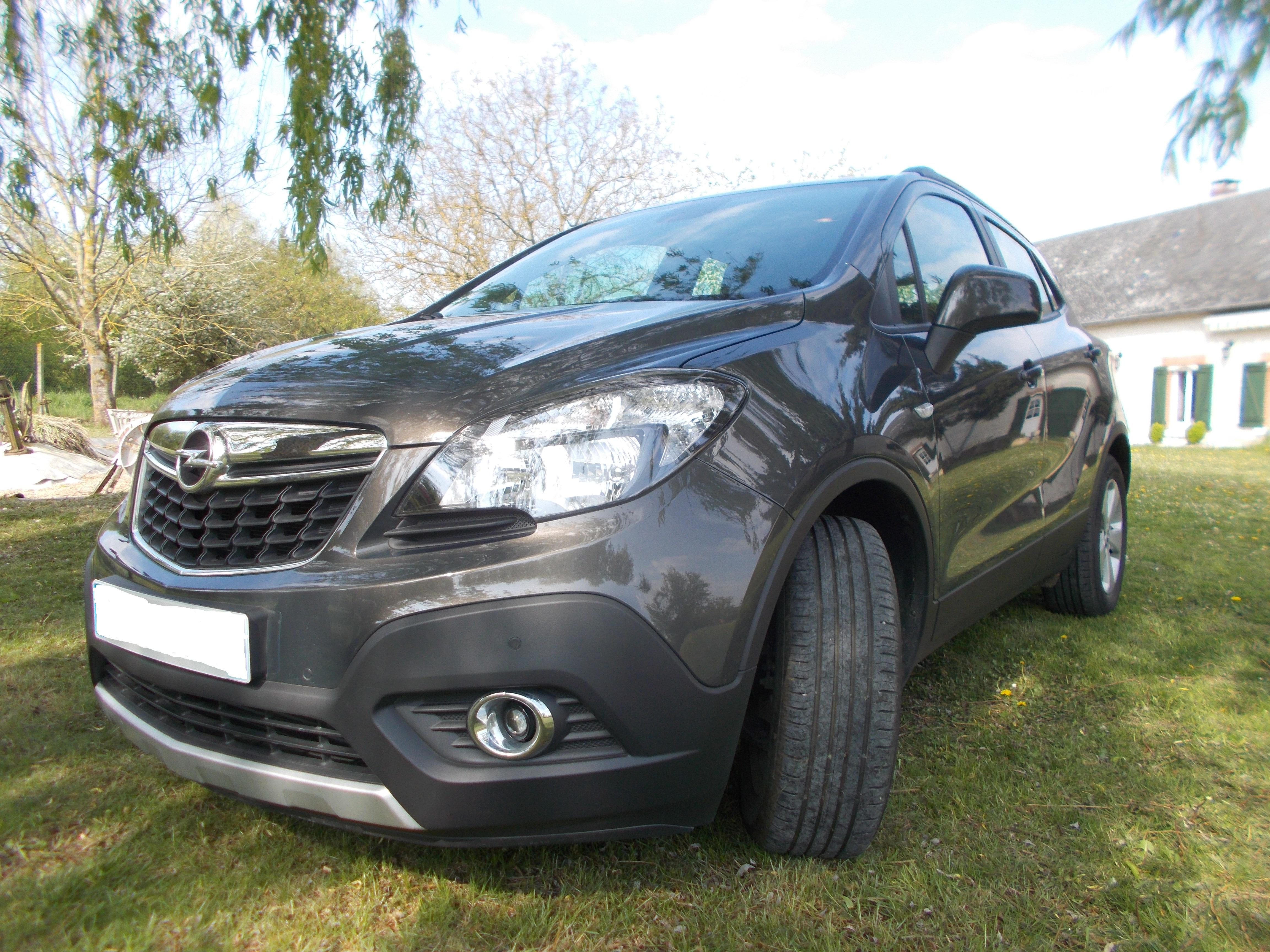 39600 km Opel Mokka 1.6 CDTI 136 ch Auto