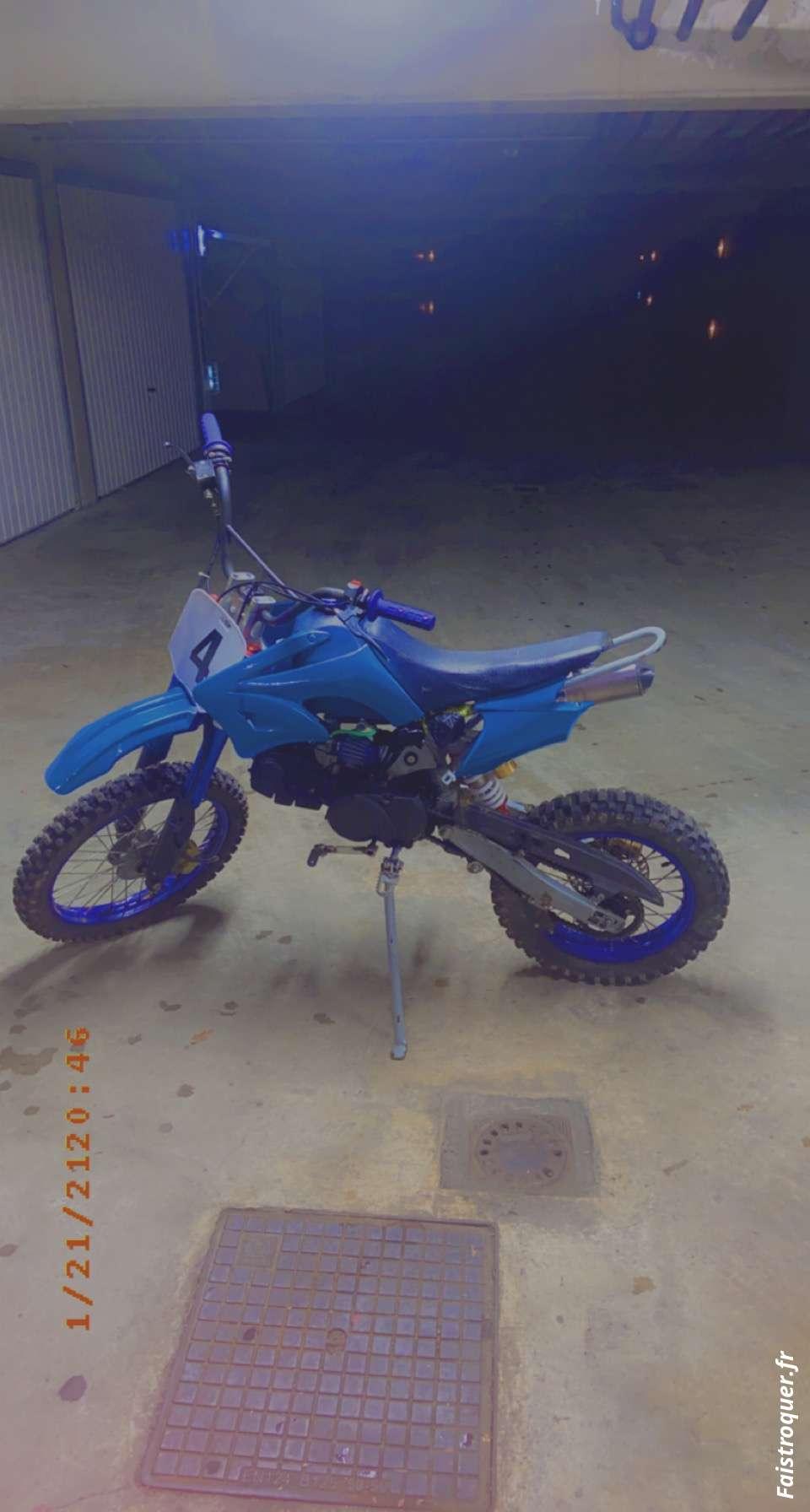 Dirt 125 cc
