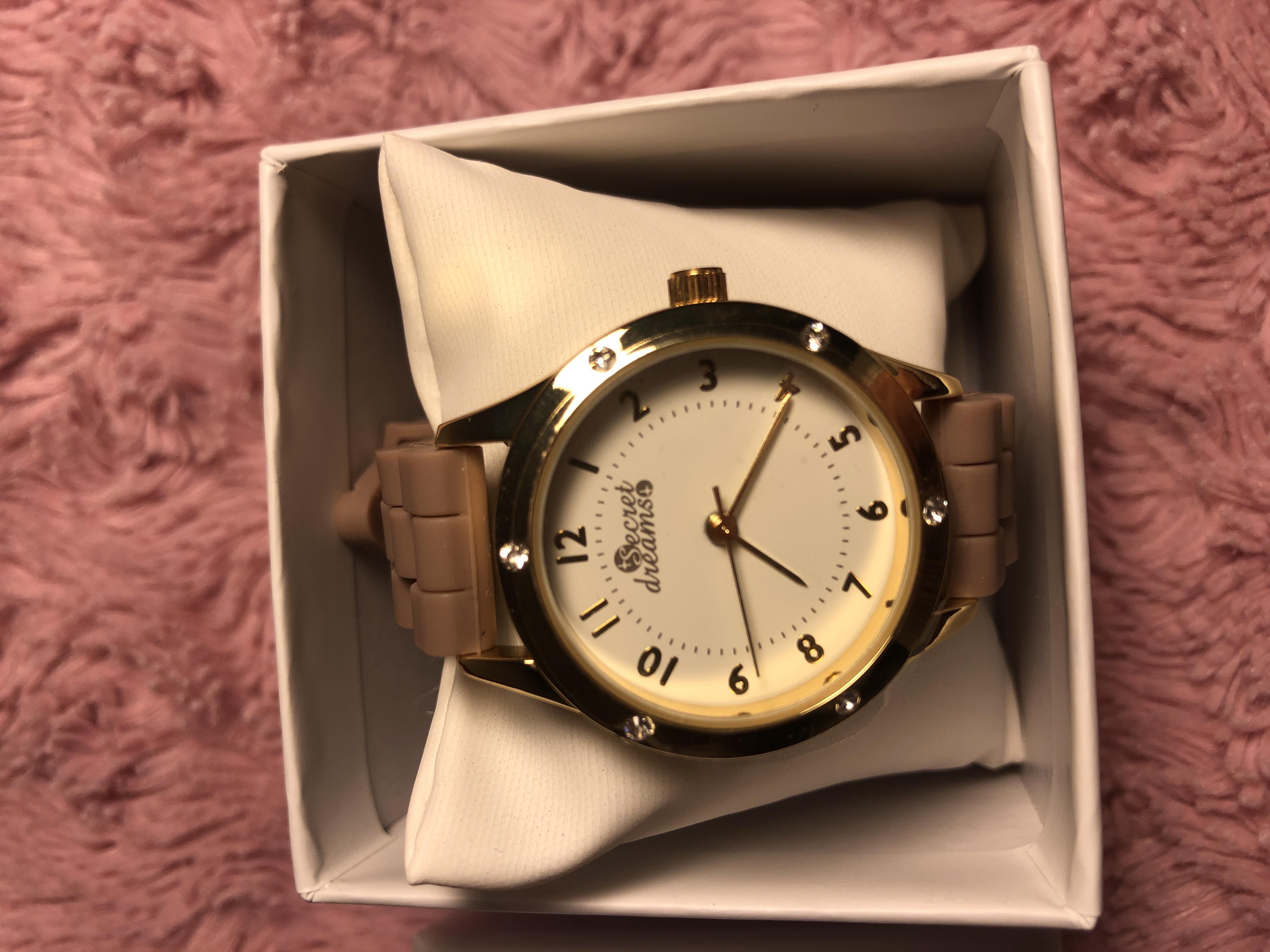 Vente d'une montre pour femme