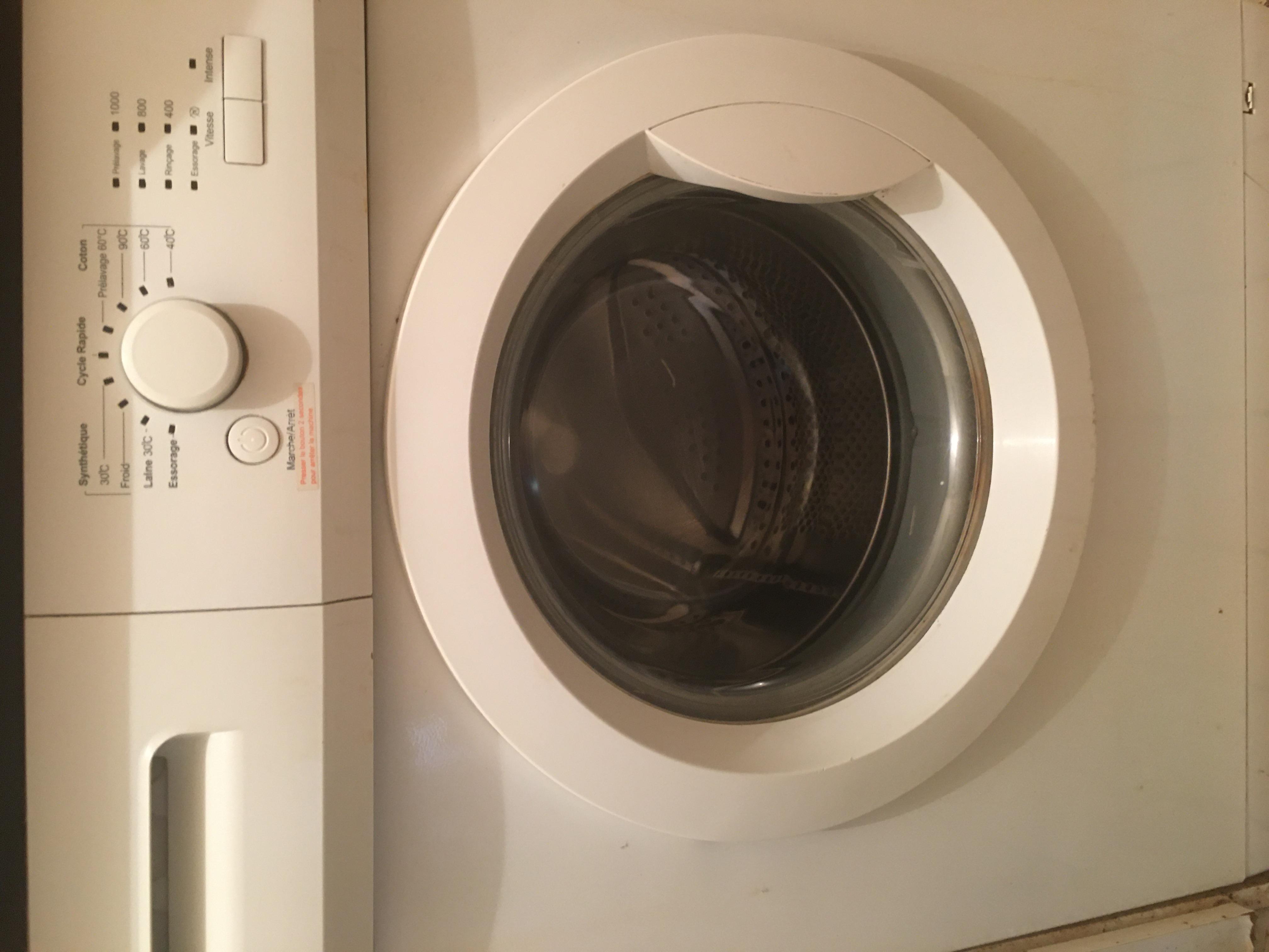 Machine à laver / ps4