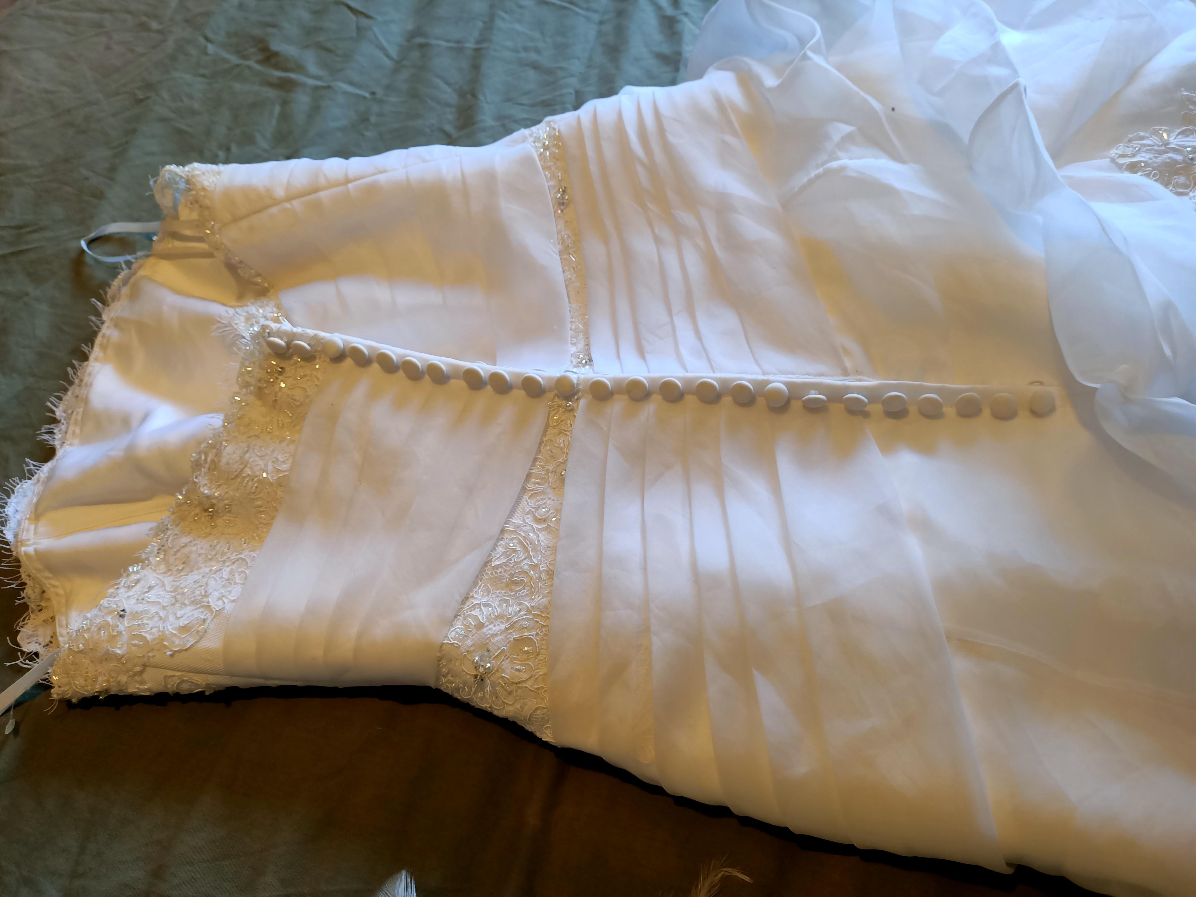 Robe de mariey
