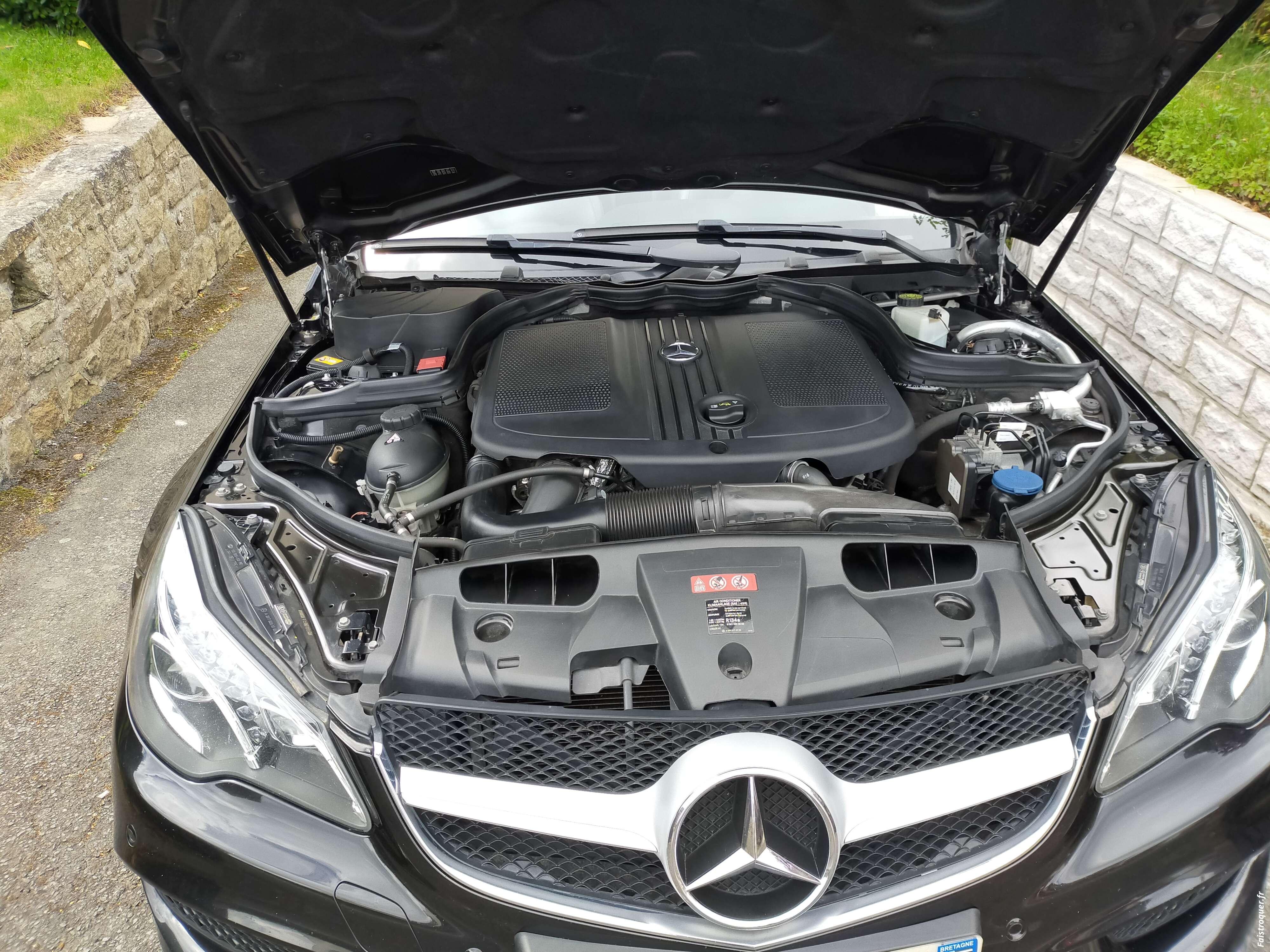 Mercedes classe E Cabriolet Amg
