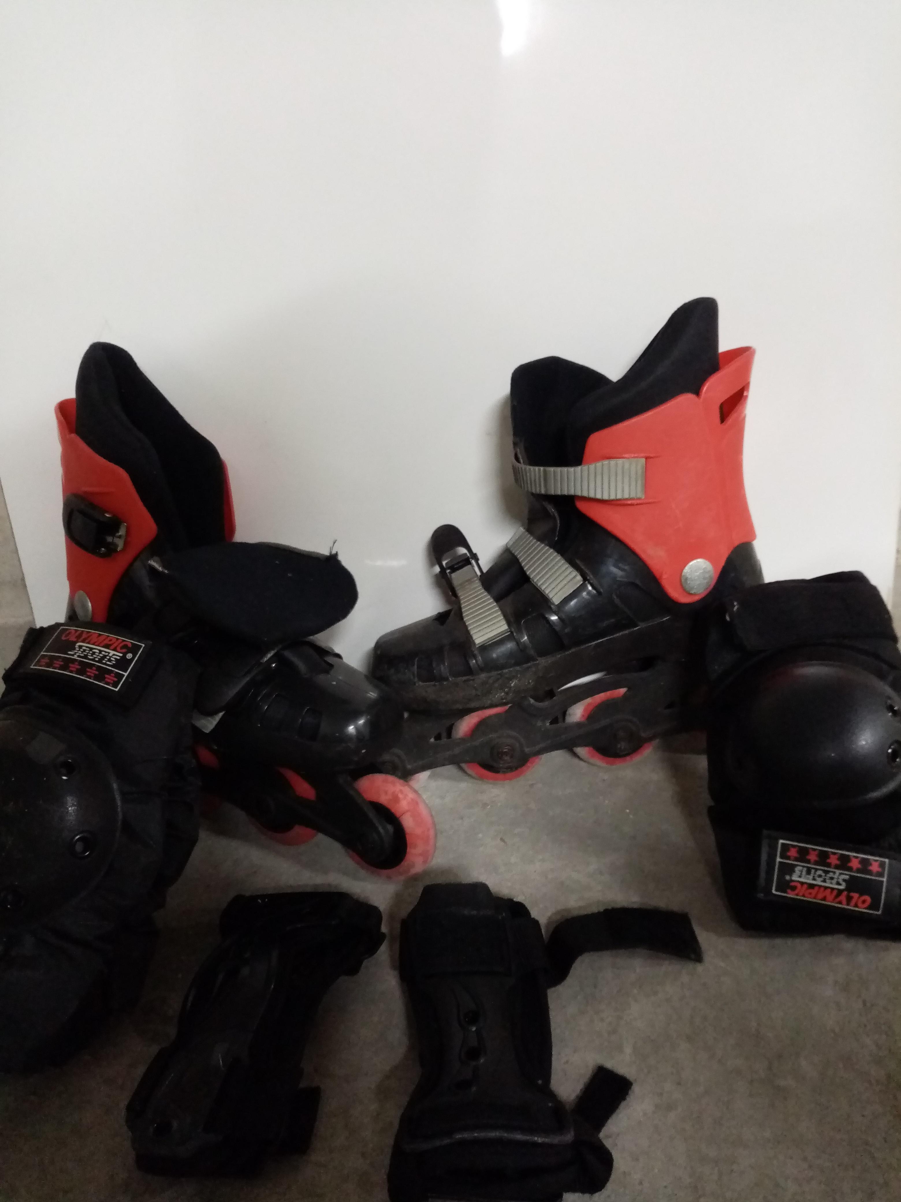 Roller + équipements