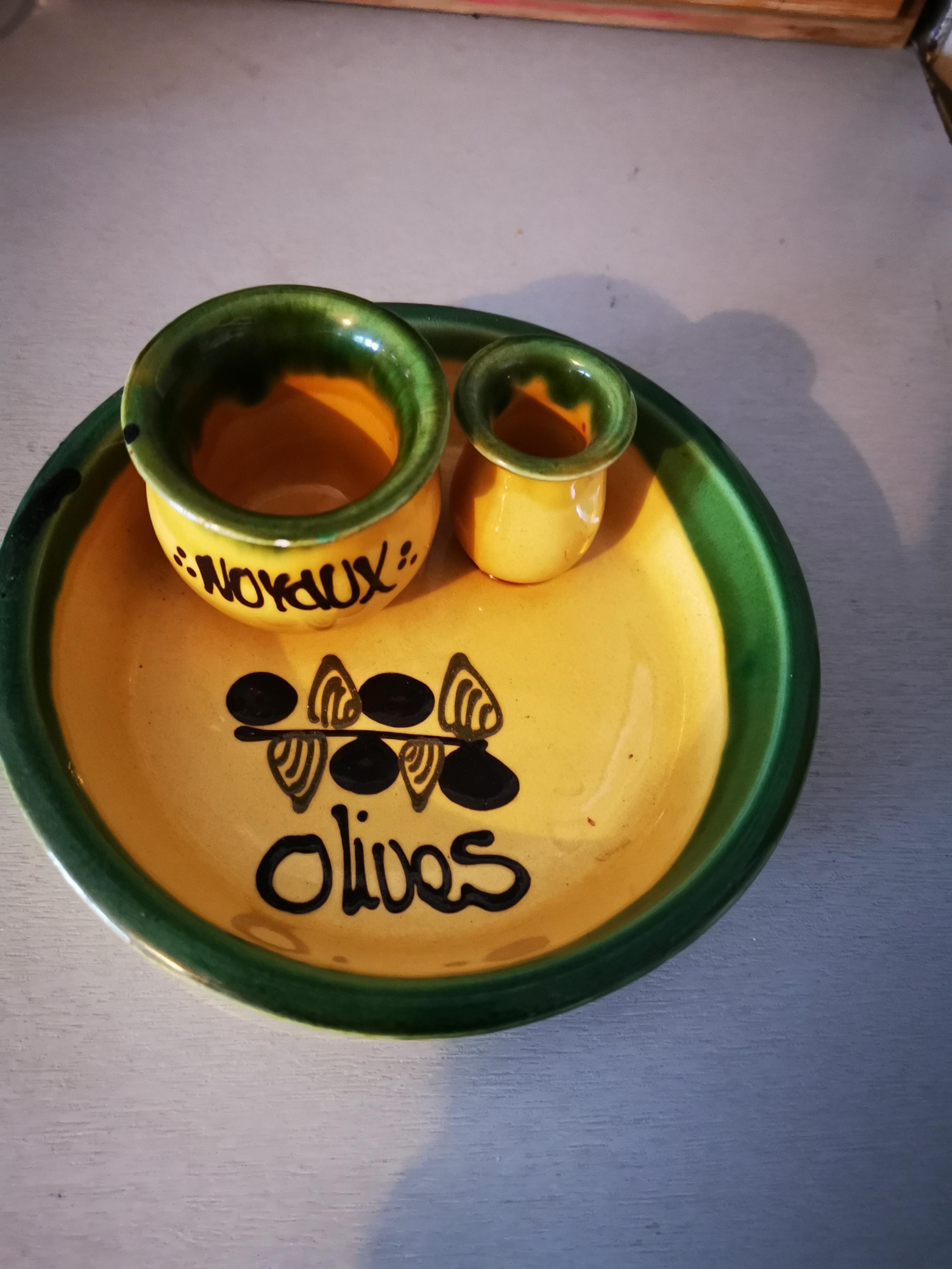 Bol olive