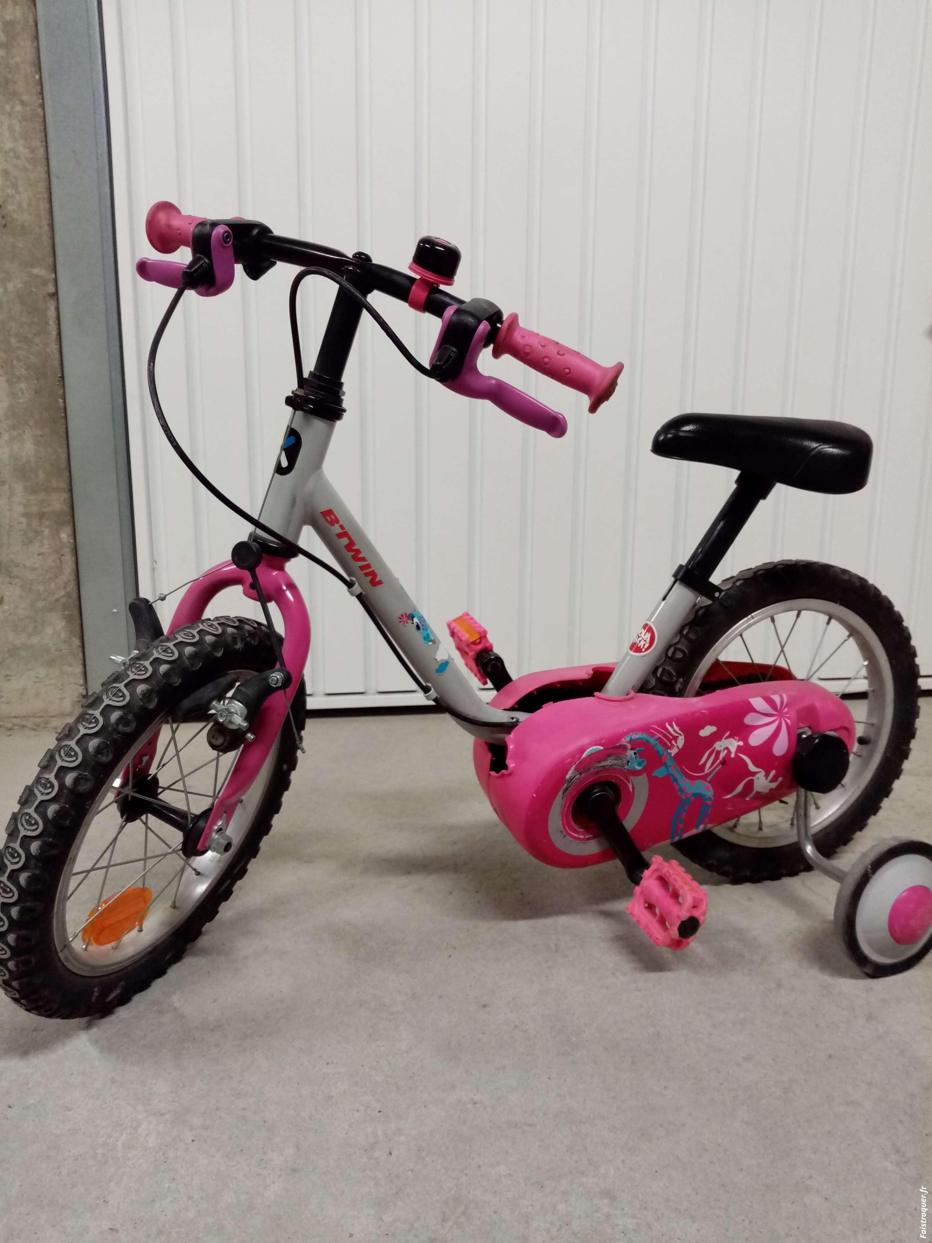 Vélo btwin 12