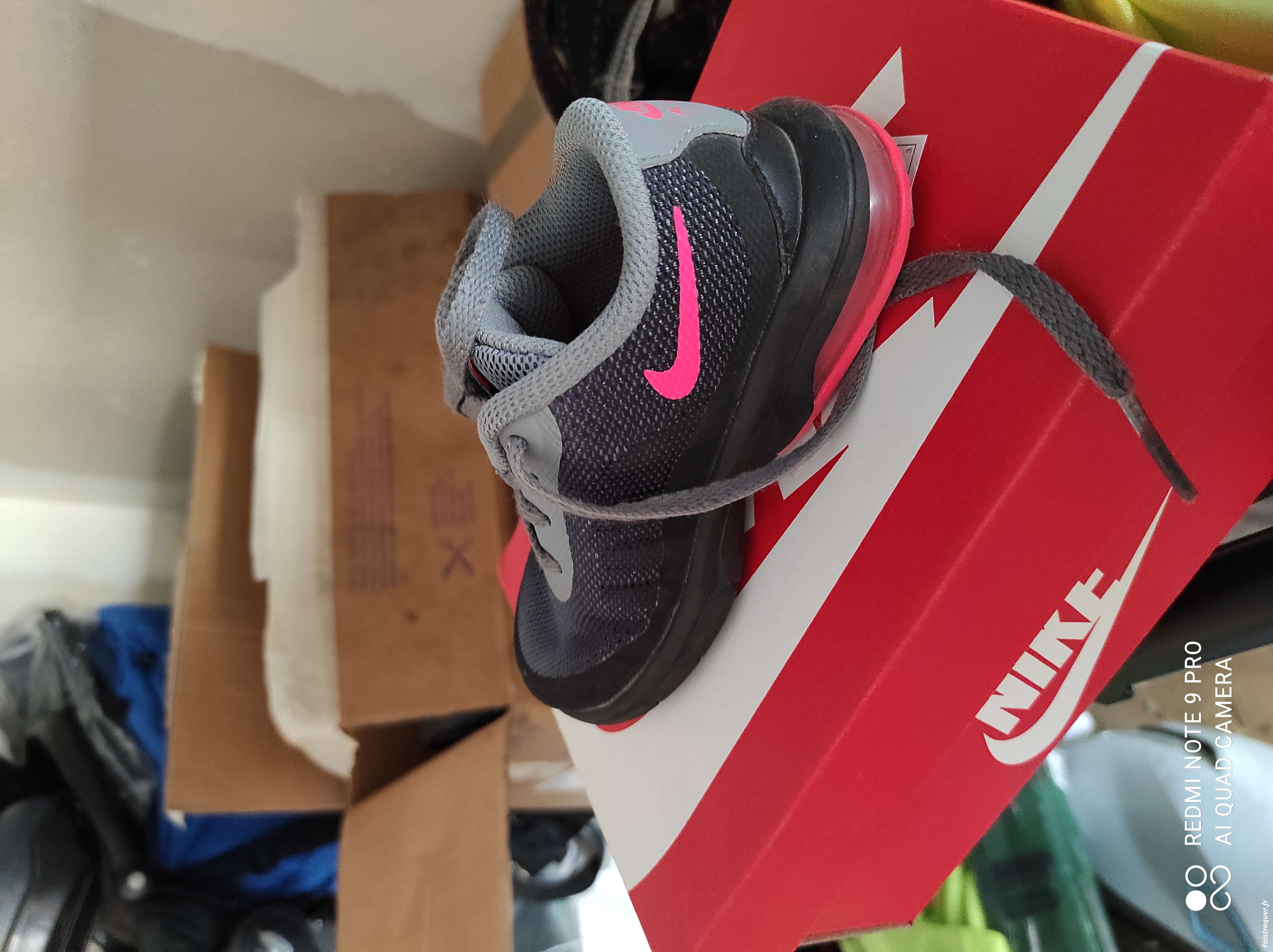 Basket Nike pour enfants
