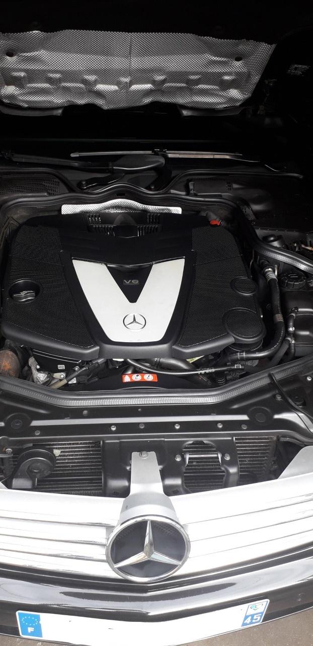 mercedes cls 320 cdi V6