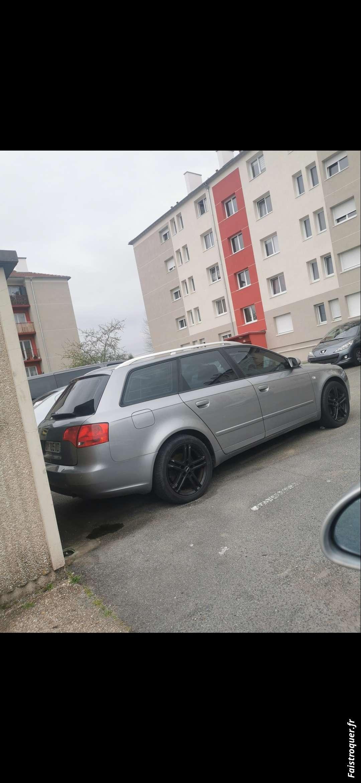 Audi a4 b7 2.5 v6 tdi
